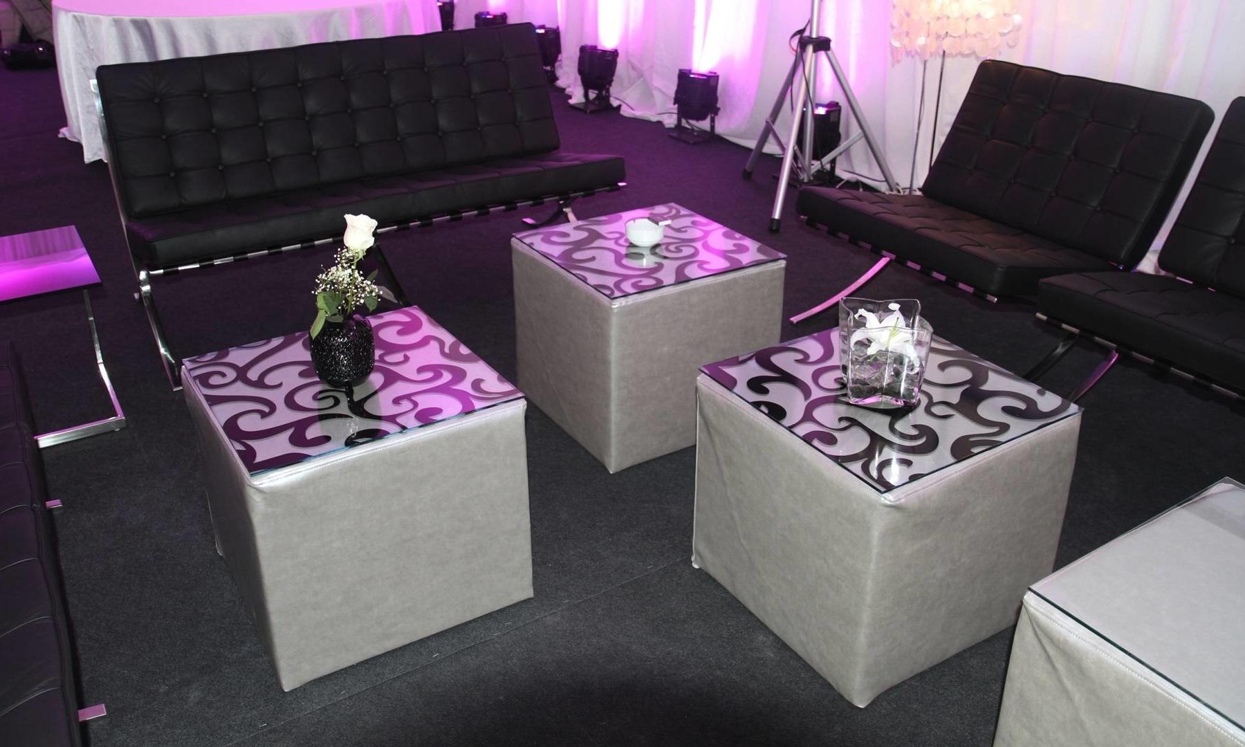 Мебели за събития и изложби